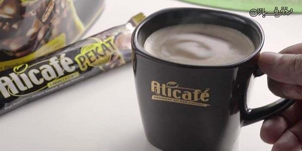 فروش عمده قهوه علی کافه