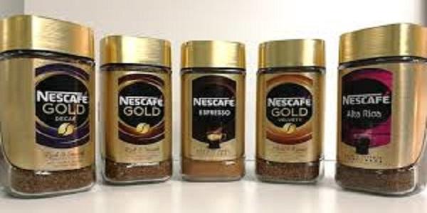 خرید 2 نوع قهوه ی فوری