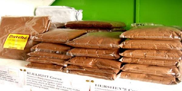 پخش عمده انواع پودر کاکائو