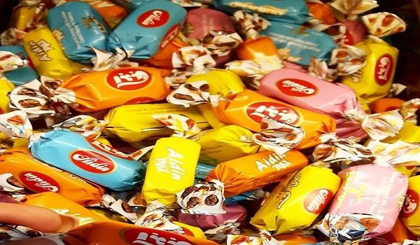 قیمت شکلات کیلویی