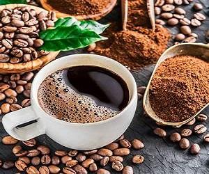 فروش قهوه کافئین بالا