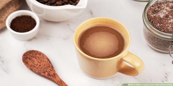فواید قهوه فوری